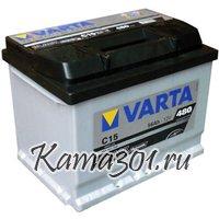 VARTA Black Dynamic 12V 56Ah 480A прямая полярность 556 401 C15