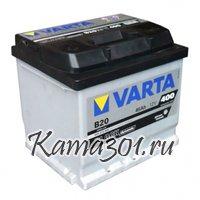 VARTA Black Dynamic 12V 45Ah 400A прямая полярность 545 413 B20