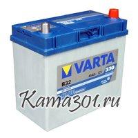 VARTA Blue Dynamic 12V 45Ah 330A обратная полярность 545 156 B32