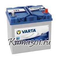 VARTA Blue Dynamic 12V 60Ah 540A обратная полярность 560 410 D47