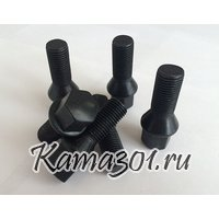 Болт 12x1.5 конус black