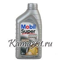 Масло моторное синтетическое Mobil Super 3000 Х1 5W-40 1л