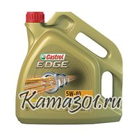 Масло моторное синтетическое Castrol EDGE Titanium FST  5W-40 4л