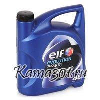 Масло моторное полусинтетическое ELF EVOLUTION 700 STI 10W-40 4л
