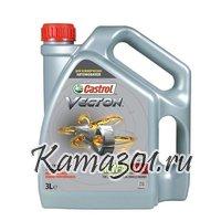 Масло моторное полусинтетическое дизельное Castrol Vecton 10W-40 3л
