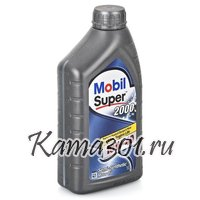Масло моторное полусинтетическое Mobil Super 2000 X1 10W-40 1л