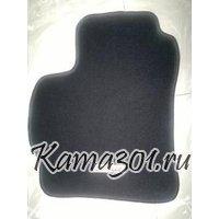 Комплект ворсовых автомобильных ковриков для  KIA RIO