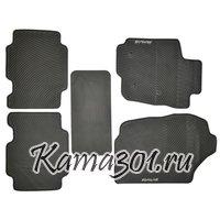 Комплект ковриков TOYOTA-RAV4 (2007-) латексный ПВХ