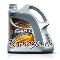 Масло моторное синтетическое G-Energy F Synth 5W-40 4л