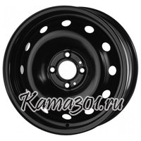 Magnetto Wheels 15002 6x15/4x100 D60.1 ET40 Black