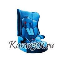 "Автокресло Siger ""Прайм"" (9-36 кг гр.1-2-3) (синий)"