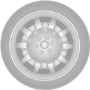 Magnetto Wheels 13001 5x13/4x98 D58.6 ET35 Silver